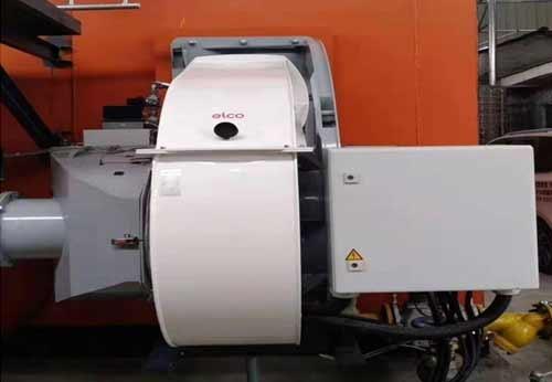 四川森隆纸业购入蒸汽锅炉