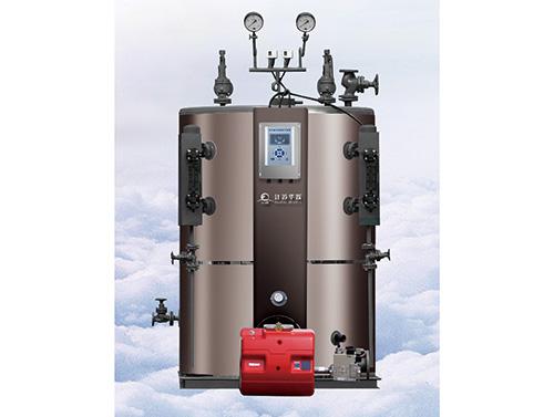 LHS系列立式燃油气蒸汽锅炉