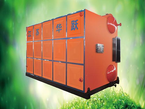 上海SZS系列全自动燃油(气)锅炉