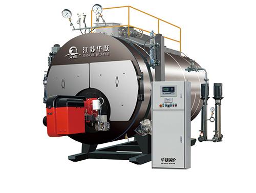 WNS系列卧式(冷凝)燃油燃气蒸汽锅炉