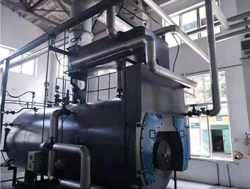 WNS4-1.25-Q超低氮冷凝蒸汽锅炉