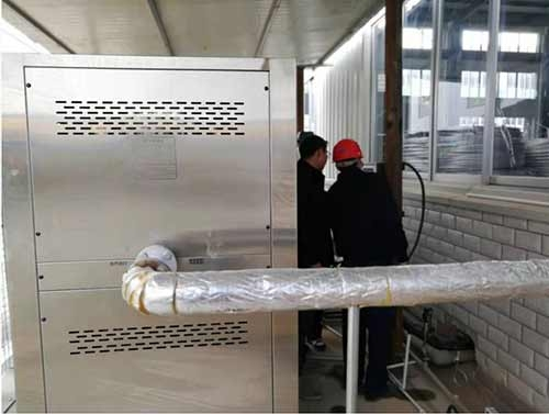 达州蒸汽热能机厂家
